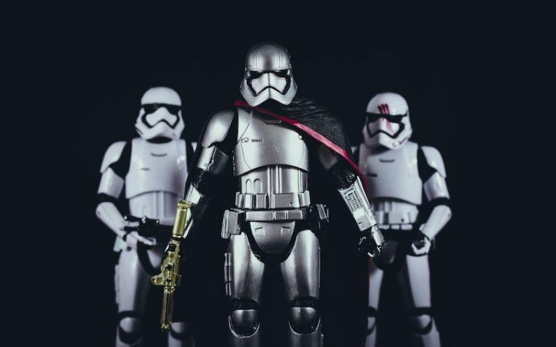 Star Wars Bettwäsche